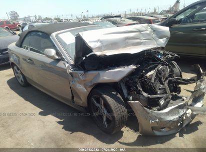 2013 BMW 1 SERIES I