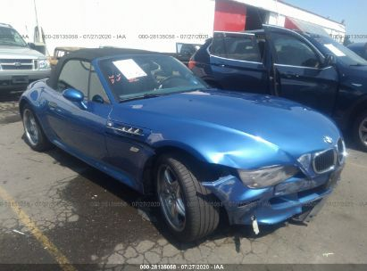 2000 BMW Z3 M 3.2L