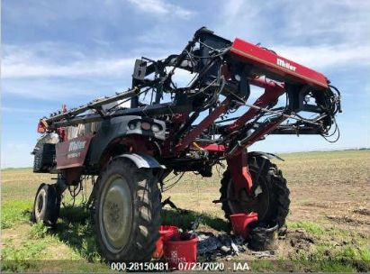 2011 MILLER NITRO 4275 SPRAYER