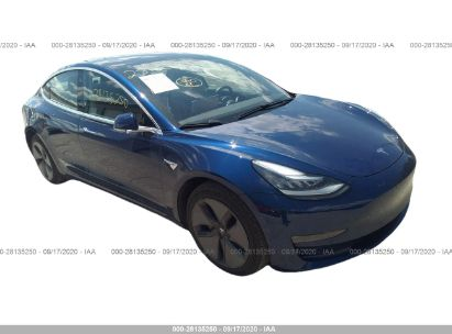 2018 TESLA MODEL 3 LONG RANGE