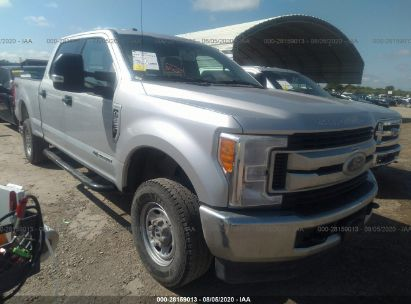 2017 FORD SUPER DUTY F-250 SRW LARIAT/PLATINUM