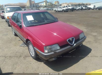 1992 ALFA ROMEO 164 L