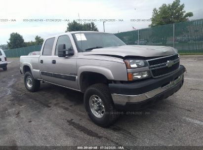 2006 CHEVROLET SILVERADO 2500HD K2500 HEAVY DUTY
