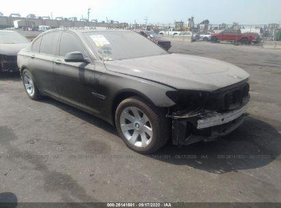 2013 BMW 7 SERIES I