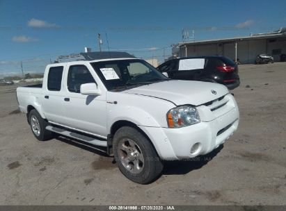 2001 NISSAN FRONTIER 2WD SC SUPERCHARGER