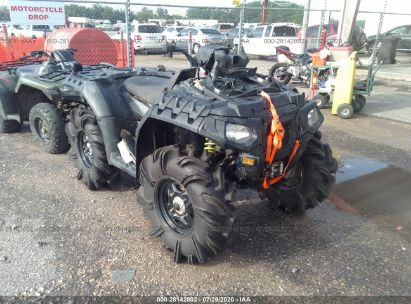 2020 POLARIS SPORTSMAN 850 HIGH LIFTER EDITION