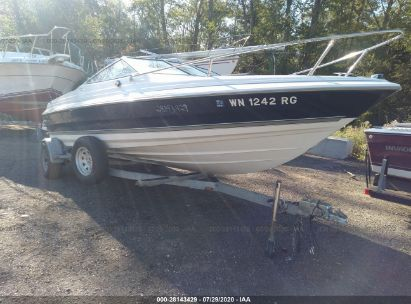 1997 BAYLINER CAPRI 2052 CUDDY