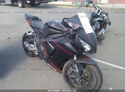2012 HONDA CBR1000 RR