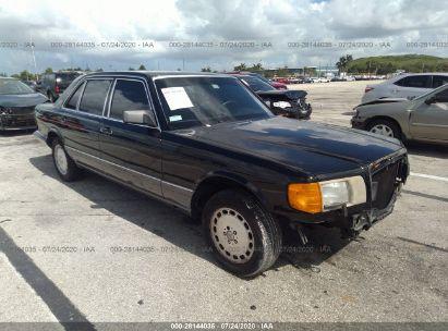 1989 MERCEDES-BENZ 560 SEL