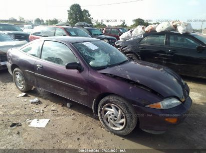 1997 chevrolet cavalier for auction iaa iaa
