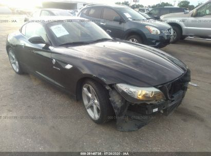 2011 BMW Z4 SDRIVE30I