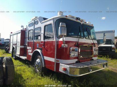 2004 EMERGENCY ONE FIRETRUCK