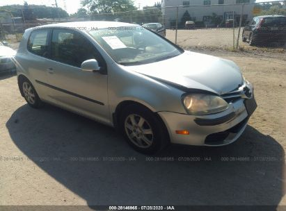 2006 VOLKSWAGEN RABBIT
