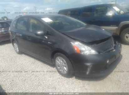 2013 TOYOTA PRIUS V TWO/THREE/FIVE