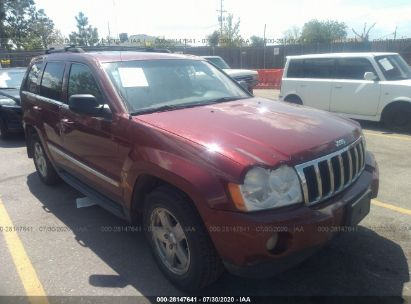 2007 JEEP GRAND CHEROKEE LIMITED