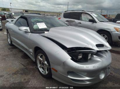 1998 pontiac firebird formula trans am for auction iaa iaa