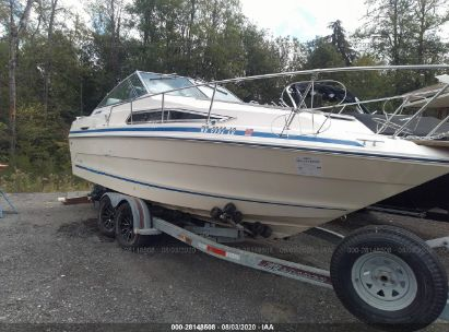 1987 SEA RAY SUNDANCER CABIN CRUI