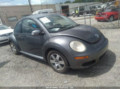 2006 VOLKSWAGEN NEW BEETLE COUPE
