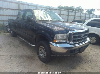 2004 FORD SUPER DUTY F-350 SRW XL/XLT/LARIAT
