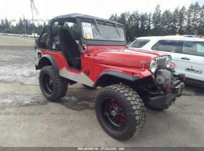 1966 AMERICAN MOTORS JEEP CJ5