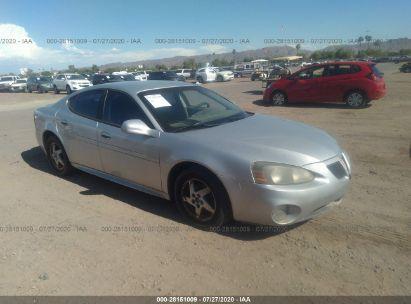 2004 PONTIAC GRAND PRIX GT1