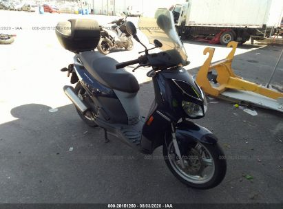 2008 APRILIA SPORTCITY 250