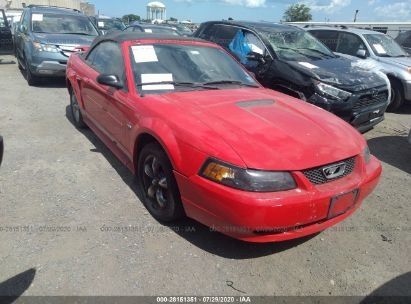 2002 FORD MUSTANG DELUXE/PREMIUM