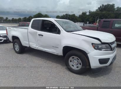 2015 CHEVROLET COLORADO 4WD WT