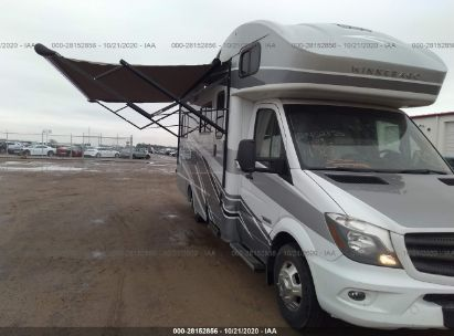 2016 MERCEDES-BENZ SPRINTER CHASSIS-CABS