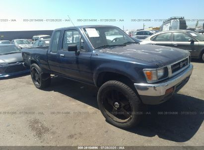 1993 TOYOTA PICKUP 1/2 TON EX LONG WHLBSE DX