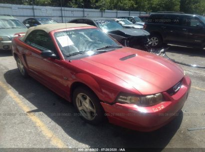 2001 FORD MUSTANG DELUXE/PREMIUM