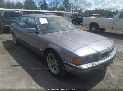 1998 BMW 7 SERIES 750IL