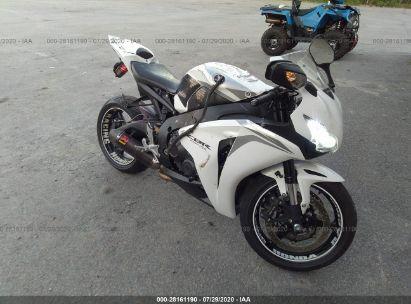 2009 HONDA CBR1000 RR