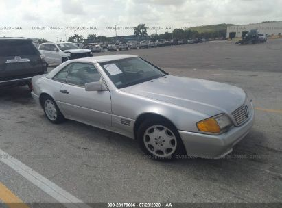 1993 MERCEDES-BENZ 500 SL
