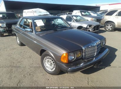 1984 MERCEDES-BENZ 300 CDT