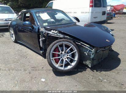 2015 PORSCHE 911 CARRERA 4S