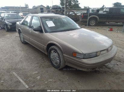 1997 OLDSMOBILE CUTLASS SUPREME SERIES II