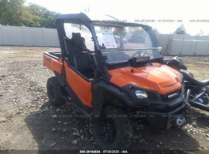 2016 HONDA SXS1000 M3