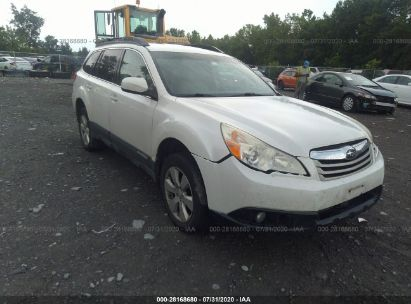 2010 SUBARU OUTBACK ALL-WEATHER