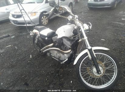 2000 HARLEY-DAVIDSON XL883 C