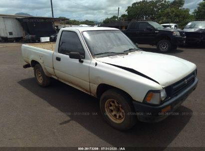 1994 TOYOTA PICKUP 1/2 TON SHORT WHEELBASE