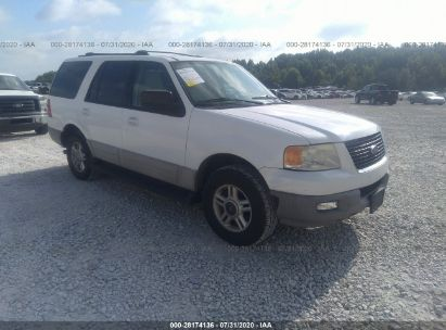 2003 FORD EXPEDITION SPECIAL SERVICE