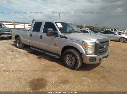 2013 FORD SUPER DUTY F-250 SRW XL/XLT/LARIAT/KING RANCH