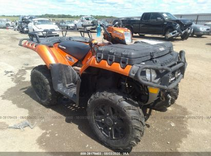 2009 POLARIS SPORTSMAN 850 XP-LE