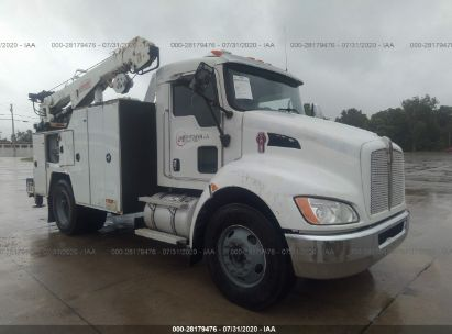 2010 KENWORTH CONSTRUCTION T270