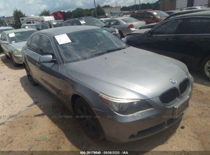 2006 BMW 525 525XI
