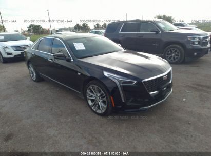 2019 CADILLAC CT6 SEDAN PLATINUM AWD