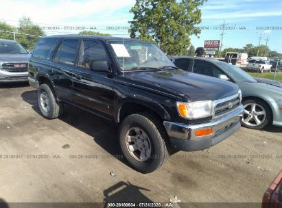 1996 TOYOTA 4RUNNER LIMITED