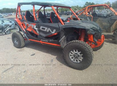 2020 HONDA SXS1000 S4D
