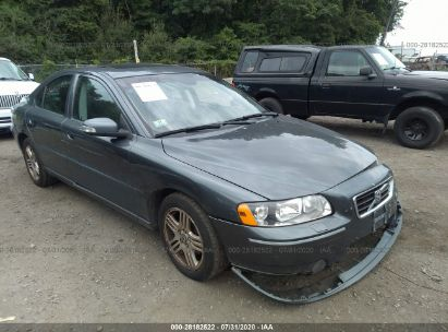 2007 VOLVO S60 2.5L TURBO
